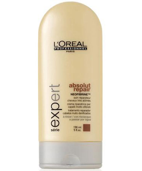 Healthy Shine and Silky Smoothness<BR>Instantly feel and see a nourishing care and repair effect for dry, damaged or stressed hair through the Repair system with
