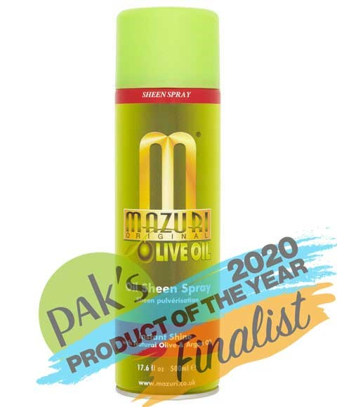 Olive Oil Instant Shine Oil Sheen Spray