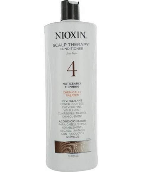 Nioxin Intensive Therapy Nioxin Cleanser Shampoo 4 For