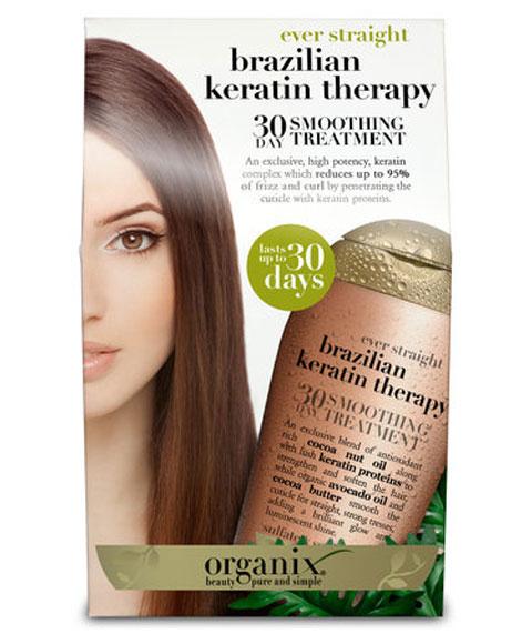 organix brazilian keratin therapy   Brazilian Keratin Therapy 30 Day Smoothing Treatment - PakCosme