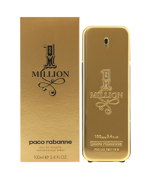paco rabanne paco rabanne gold fever 1 million eau de toilette vaporisateur spray pakcosmetics