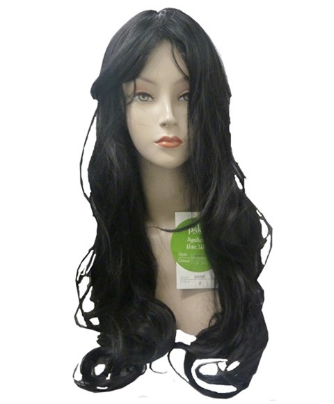 synthetic hair wigs paks syn shine wig pakcosmetics