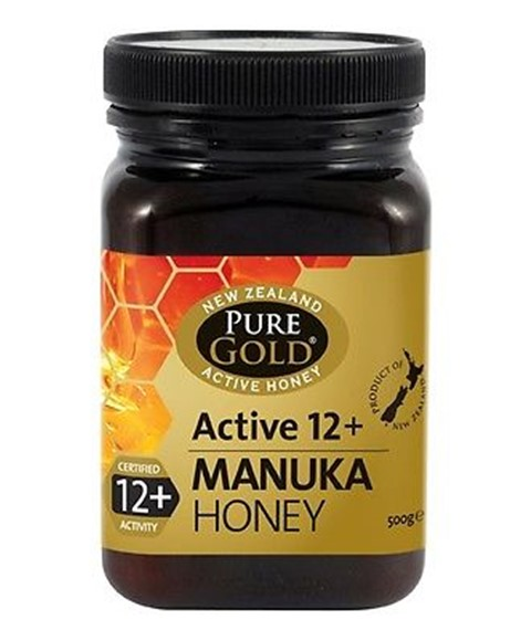 What is active honey