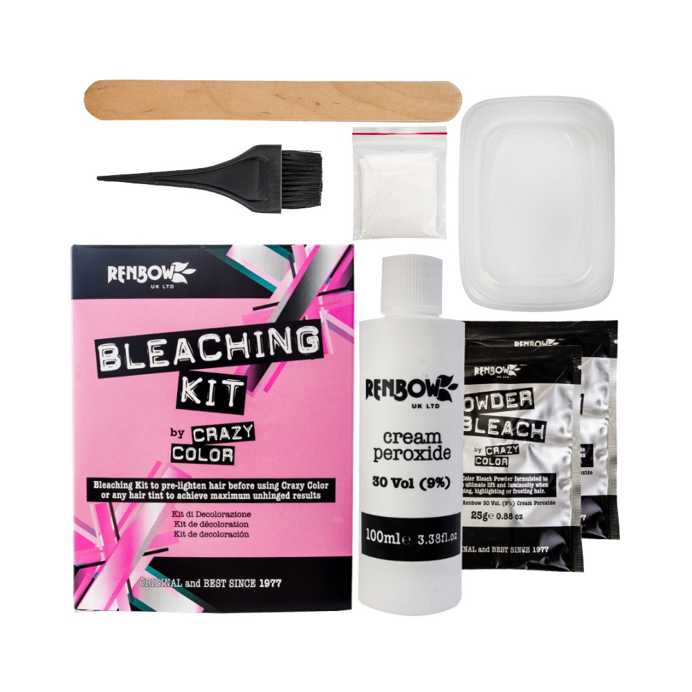 Renbow Crazy Color Bleaching Kit