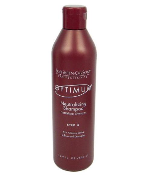 Optimum hair color