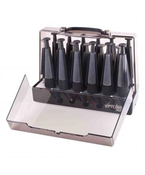 Wahl Styling Tools Spirolls Conical Rollers Pakcosmetics