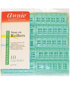 Annie Snap On Rollers 1003