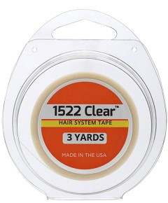 1522 Clear Hair System Tape