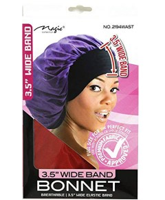 Magic Collection 3.5 Wide Band Bonnet 2194WAST
