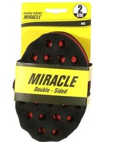 Miracle Hair Brush Double Sided Sponge E