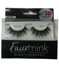 Response Soul Faux Mink 3D Effect Eyelash 010