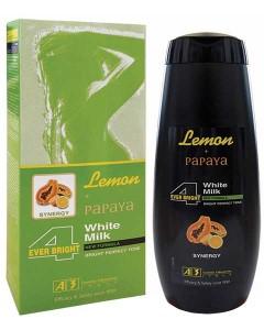 Lemon Plus Papaya 4 Ever Body Milk