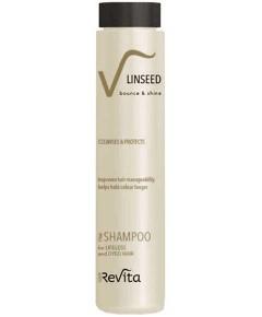 Revita Linseed Bounce And Shine Shampoo