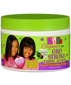 Kids Organics Gro Strong Growth Stimulating Therapy