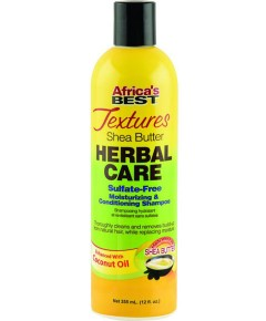 Africa's Best Textures Shea Butter Herbal Care Shampoo