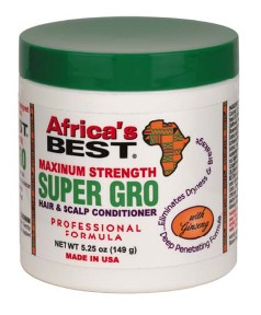 Africas Best Maximum Strength Super Gro