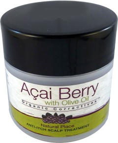 Acai Berry And Olive Oil Anti Itch Scalp Treatment