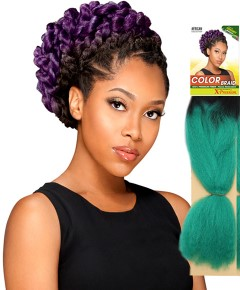 African Collection Syn Colour Braid