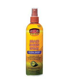 African Pride Extra Shine Braid Sheen Spray