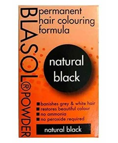 Blasol Powder Permanent Hair Colouring