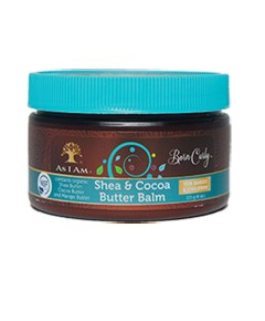 As I Am Born Curly Shea And Cocoa Butter Balm