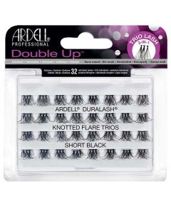 Ardell Double Up 3 In 1 Knotted Lash Short