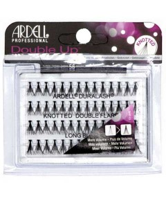 Ardell Double Up Knotted Double Flares Lashes Long Black