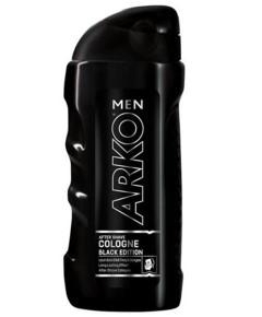 Arko Men Cologne Black Edition After Shave
