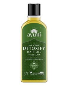Detoxify Bio Active Hair Oil