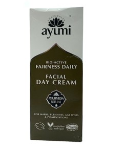 Ayumi Natural Fairness Daily Facial Day Cream