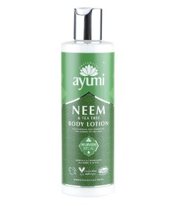 Ayumi Naturals Neem And Tea Tree Body Lotion