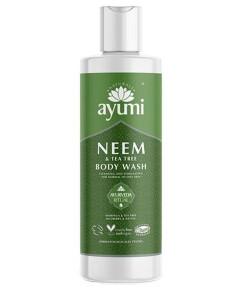 Ayumi Naturals Neem And Tea Tree Body Wash