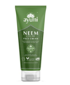 Ayumi Naturals Neem And Tea Tree Face Cream