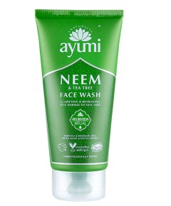 Ayumi Naturals Neem And Tea Tree Face Wash