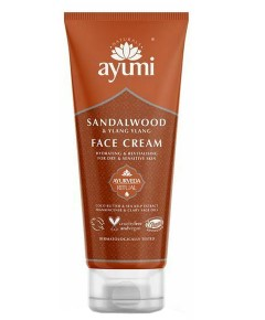Ayumi Naturals Sandalwood And Ylang Ylang Face Cream
