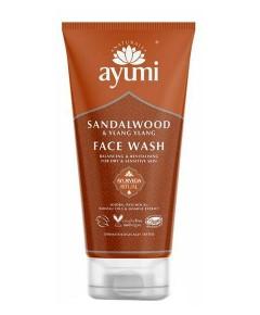 Ayumi Naturals Sandalwood And Ylang Ylang Face Wash