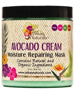 Avocado Cream Moisture Repairing Mask