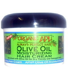 Organic APH Olive Oil Moisturizing Hair Cream