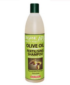 Organic APH Olive Oil Hair Fertilizer Shampoo