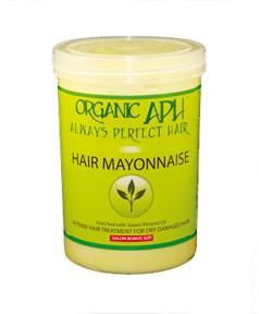 Organic APH Olive Oil Hair Mayonnaise Treatment
