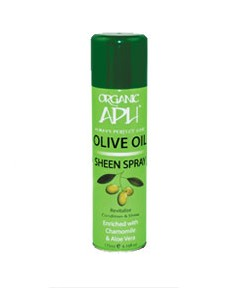 Organic APH Olive Oil Sheen Spray