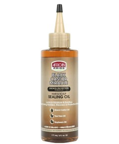 Black Castor Miracle Hair And Scalp Sealing Oil