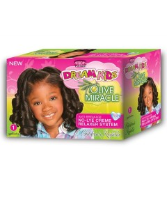 Dream Kids Olive Miracle No Lye Creme Relaxer System