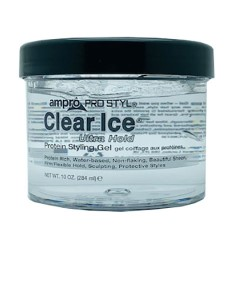 Pro Styl Clear Ice Ultra Hold Protein Styling Gel