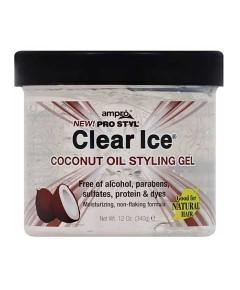 Pro Styl Clear Ice Coconut Oil Styling Gel