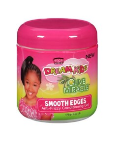 Dream Kids Olive Miracle Smooth Edges Anti Frizzy Conditioning Gel