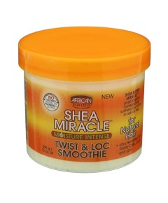 Shea Miracle Twist And Loc Smoothie For Natural Hair