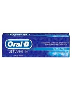 3D White Arctic Fresh Toothpaste