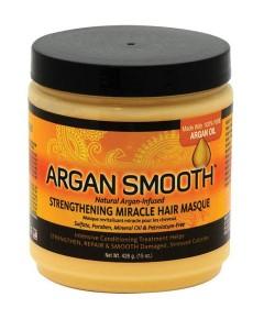 Argan Smooth Strengthening Miracle Hair Masque