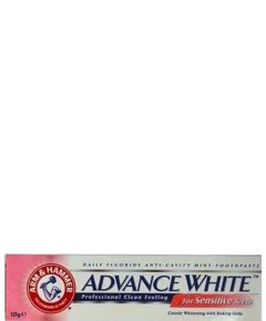 Advance White Toothpaste for Sensitive Teeth